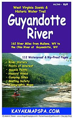 Kayk Canoe Guyandotte River