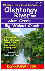 Olentangy River - Alum Creek - Big Walnut Creek, Ohio
