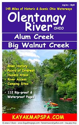 Olentangy, Alum Creek, Big Walnut Creek, Ohio