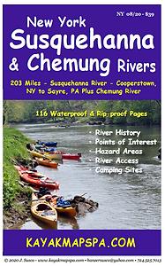 Kayak, Canoe New York Susquehanna River