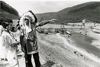 Native Americans Kinzua Dam