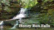 Honey Run Falls  Kokosing River, Ohio