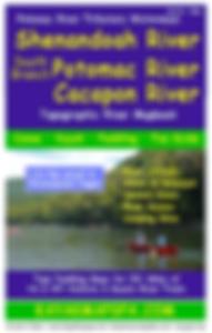 shenandoah river, potomac river, cacapon river
