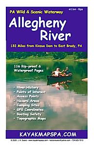 Allegheny River Kayak