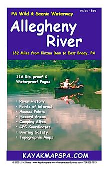Allegheny River Kayak Canoe