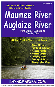 Kayak, Canoe Maumee River Ohio