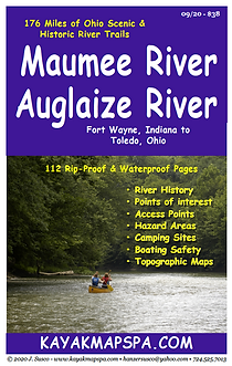 Kayak Auglaize River Ohio