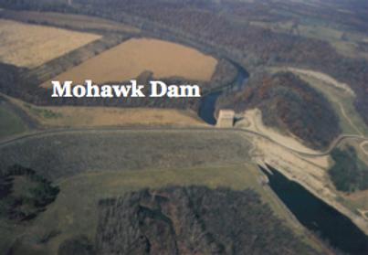 Mohawk Dam Walhonding River Ohio