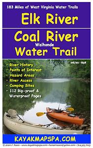 Elk River, Coal River, West Virginia