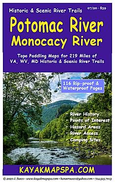 Kayak Monocacy River