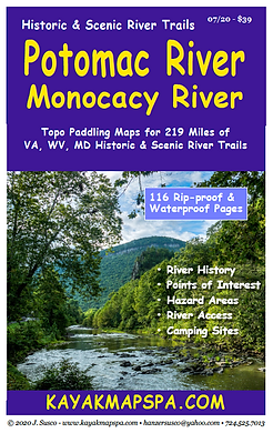 Kayak Canoe Potomac River