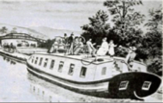 Erie Extenson Canal boat