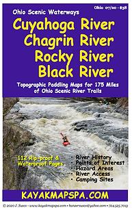 Kayak, Canoe Cuyahoga River, Chagrin River Ohio