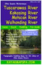 Tuscarawas River, Kokosing River, Mohican River, Walhonding River, Ohio