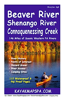 Connequenessing River Kayak Canoe