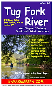 Kayak, Canoe Tug Fork River West Virginia