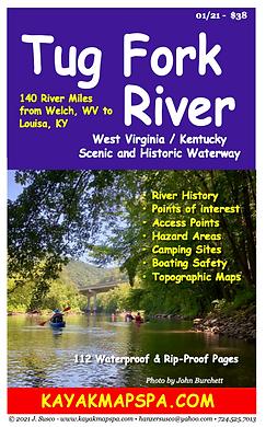 Tug Fork River, West Virginia