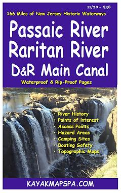 Kayak Canoe Raritan River, D&R Canal New Jersey