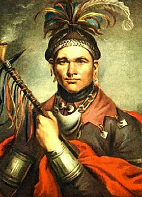 Seneca Chief Cornplnter