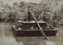 Flatboat picture