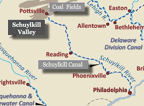 Schuylkill canal