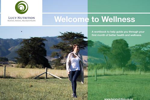 Welcome to Wellness Workbook