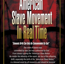 American Slave Movement in Real Time