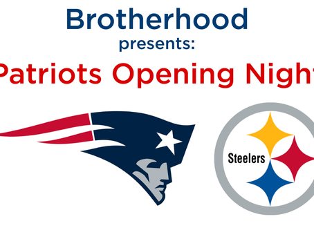 Patriots Opening Night