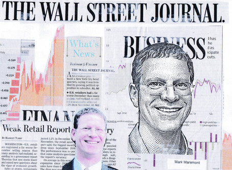 """""""Views on the News"""" with Mark Maremont, a Senior Editor with The Wall Street Journal"""