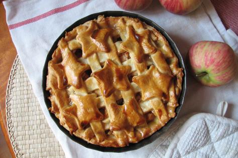 Thanksgiving Pie Bake for Homeless Women and Children!