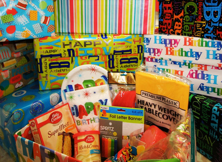 "Help Create ""Birthday Boxes"" for Birthday Wishes!"