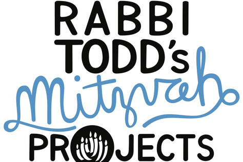 Rabbi Todd needs your help to complete his Mitzvah projects!