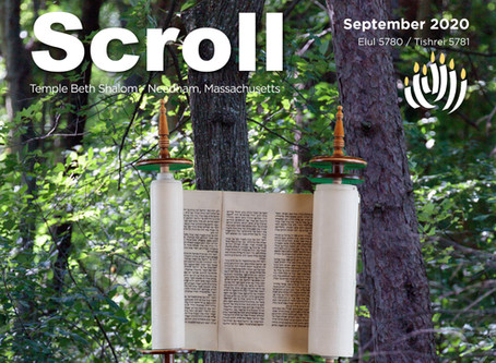 September 2020 Scroll Extras