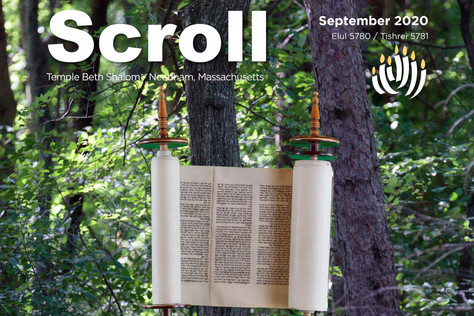 September 2020 Scroll Extras