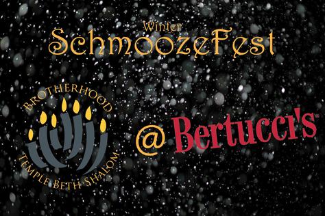 Brotherhood Winter Schmoozefest
