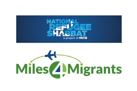 National Refugee Shabbat and Miles4Migrants