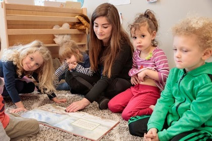 Families with Young Children: Check out the Children's Center; and Bumps, Babies and Beyond