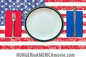 Hunger in America screening & discussion