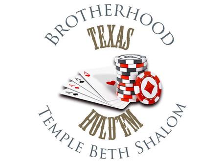 2019 Texas Hold'em Poker Tournament Reminder