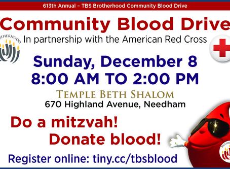 TBS - Red Cross Blood Drive