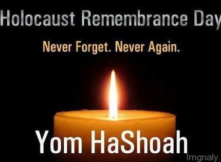 Needham Community Yom HaShoah/Holocaust Memorial Day Service