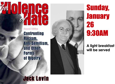Combating the Violence of Hate