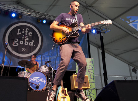 Josh & the Jamtones Concert