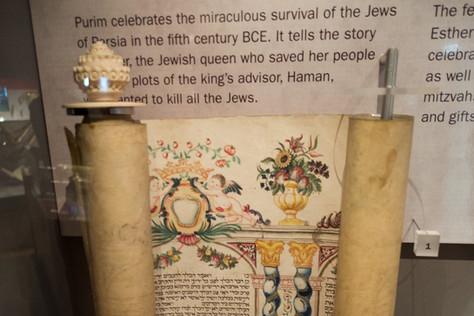 Erev Purim Service & Megillah Reading