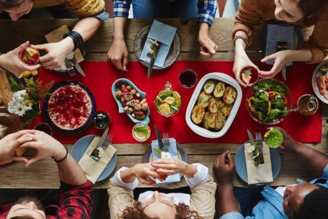 Restorative Justice: What it is and How it Can Work: Potluck and Conversation