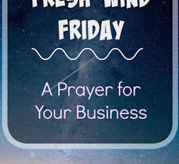 A Prayer for Your Business