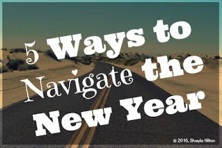 5 Ways to Navigate the New Year