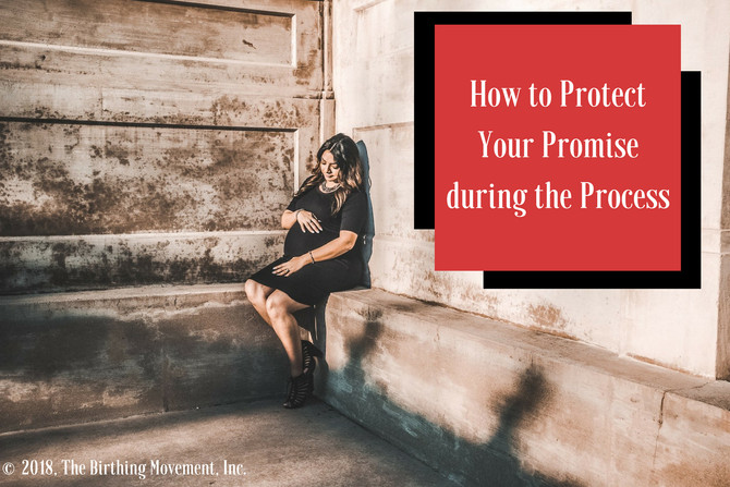 How to Protect Your Promise during the Process