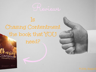 REVIEWS: Chasing Contentment