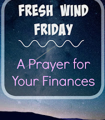 A Prayer for Your Finances